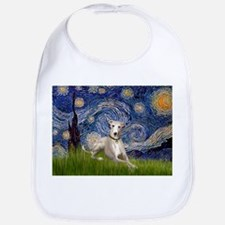 Starry Night Whippet Bib