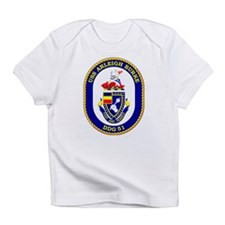 USS Arleigh Burke DDG-51 Infant T-Shirt
