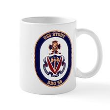 DDG-55 USS Stout Mug
