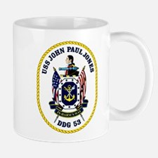 DDG 53 USS John Paul Jones Mug