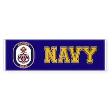 DDG-55 USS Stout Bumper Sticker
