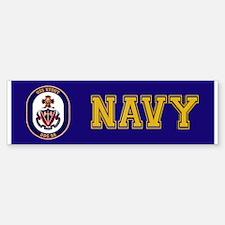 DDG-55 USS Stout Sticker (Bumper)
