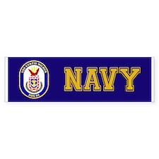 DDG-54 USS Curtis Wilbur Bumper Sticker