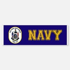 DDG 53 USS John Paul Jones Bumper Bumper Sticker