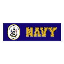 DDG 53 USS John Paul Jones Bumper Sticker