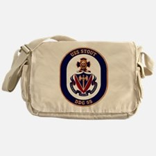 DDG-55 USS Stout Messenger Bag
