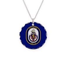 DDG 52 USS Barry Necklace