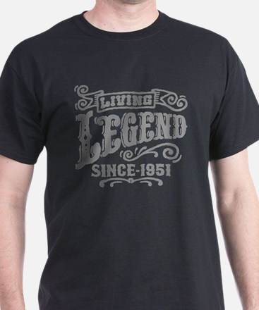 Living Legend Since 1951 T-Shirt