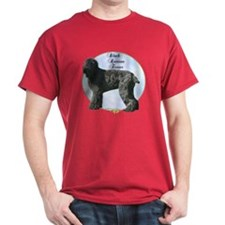 Black Russian Portrait T-Shirt