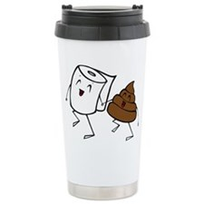 BFFs Travel Coffee Mug