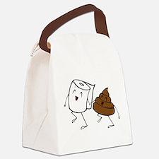 BFFs Canvas Lunch Bag