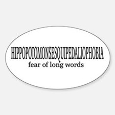 Long Words Decal