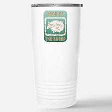 Year of The Sheep Travel Mug