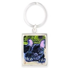 All Ears Portrait Keychain