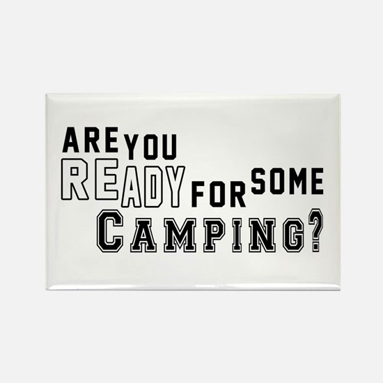 Are You Ready For Some Rectangle Magnet (100 pack)