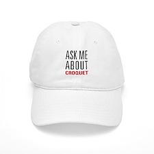 Croquet - Ask Me About Cap