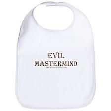Evil Mastermind Bib
