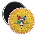 "OES In the Sun 2.25"" Magnet (100 pack)"