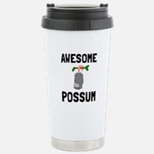 Awesome Possum Travel Mug