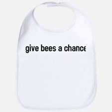 Give bees a chance Bib