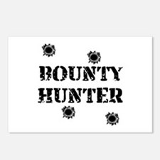 Bounty Hunter Postcards (Package of 8)