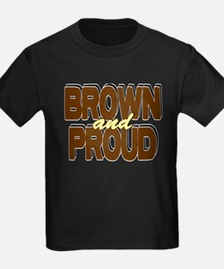 Brown and Proud T