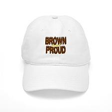 Brown and Proud Baseball Cap