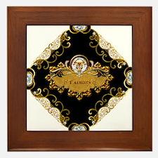 Taurus Framed Tile