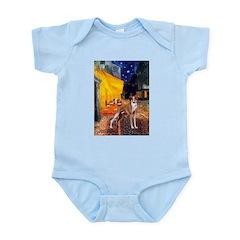 Cafe & Whippet Infant Bodysuit