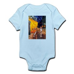Cafe & Whippet Infant Bodysuit