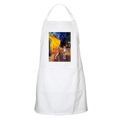 Cafe & Whippet Apron