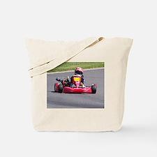 Kart Racer Tote Bag