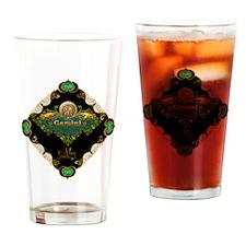 Gemini Drinking Glass