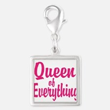 Queen of everything Charms