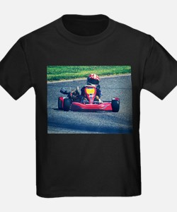 Kart Racer Old Photo Style T-Shirt