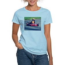 Kart Racer Old Photo Style T-Shirt
