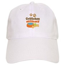 Griffichon mom Baseball Cap