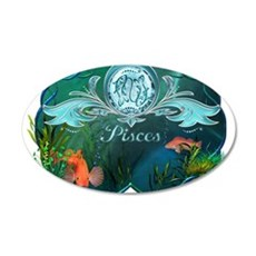 Pisces Wall Decal