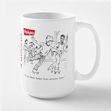 Goofus Skating Mugs