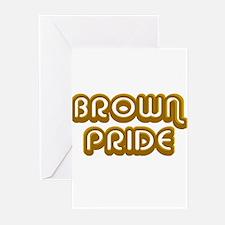 Brown Pride Greeting Cards (Pk of 10)