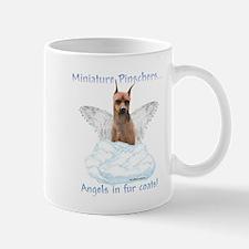 Min Pin Angel Mug