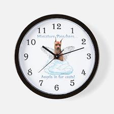 Min Pin Angel Wall Clock