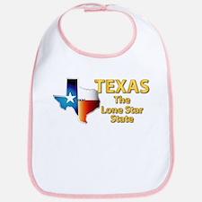 State - Texas - Lone Star State Bib