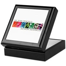 Keepsake Box- 7 UU Principles (Gen.)