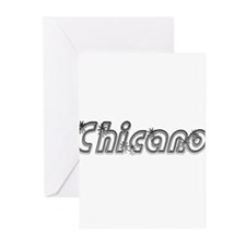 Chicano Groovalicious Greeting Cards (Pk of 10