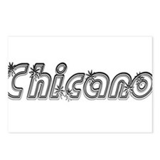 Chicano Groovalicious Postcards (Package of 8)