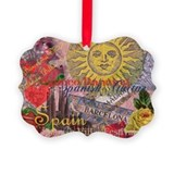 Spain Picture Frame Ornaments