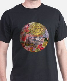 Spain Vintage Trendy Spain Travel Collage T-Shirt
