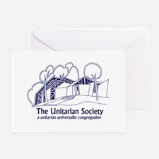 Greeting Cards (Pk of 10) - Building Logo