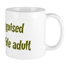 Cleverly disguised  as a resp Mug